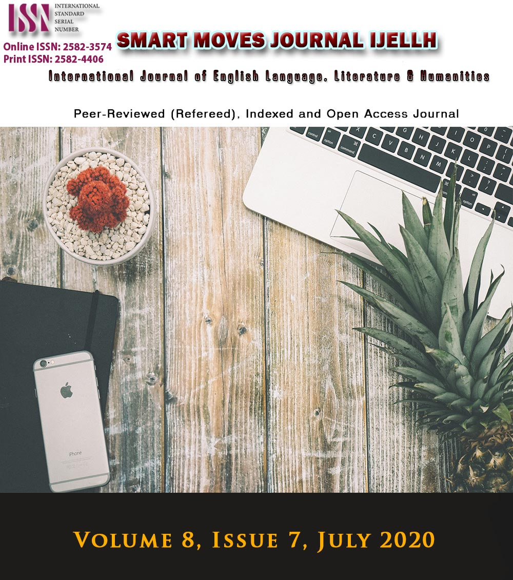 View Vol. 8 No. 7 (2020): Volume 8, Issue 7, July 2020