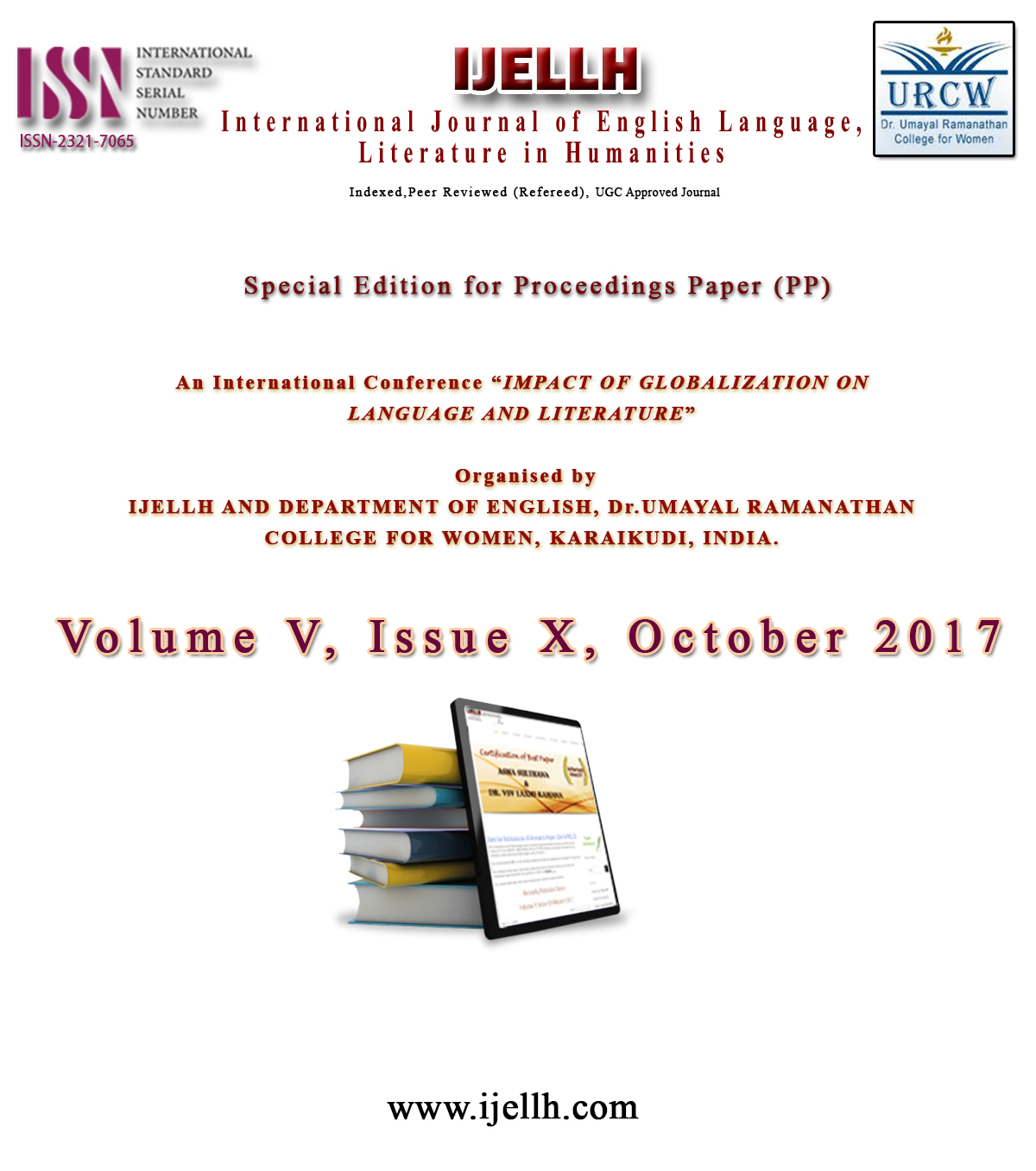 Special Edition for Proceedings Paper (PP)