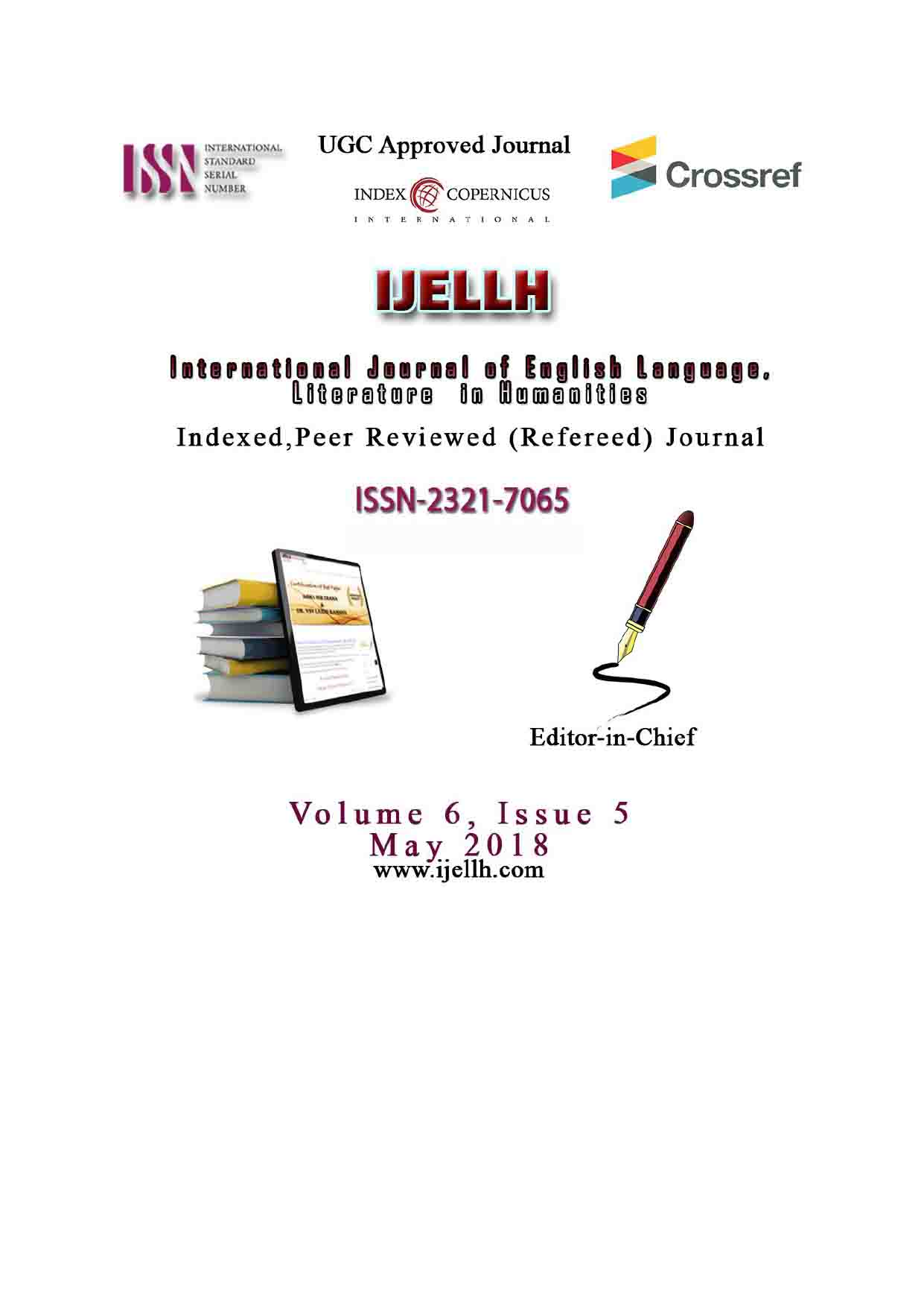 View Vol. 6 No. 5 (2018): Volume 6, Issue 5, May 2018